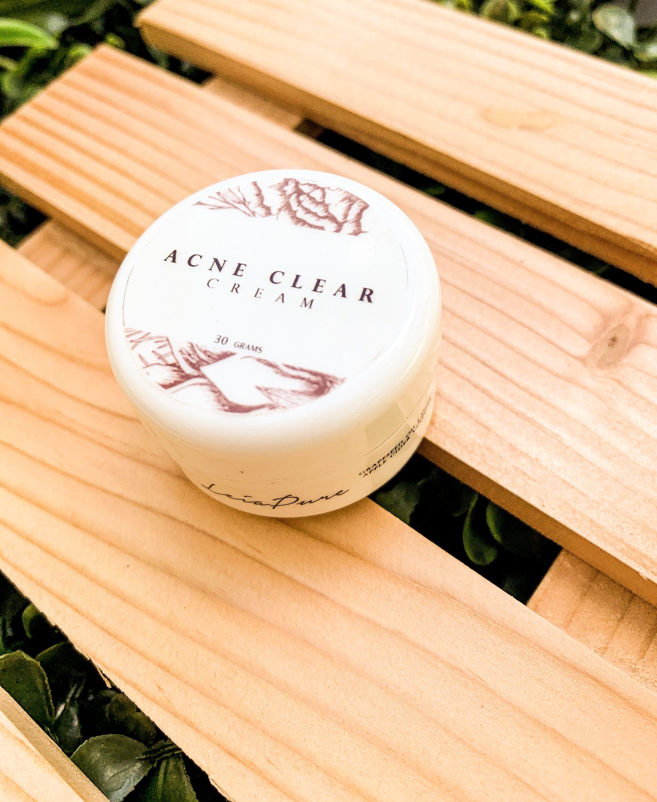 Acne Clear Cream